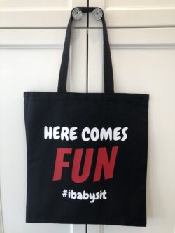 babysitting bag
