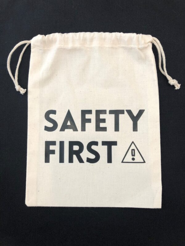 safety first bag